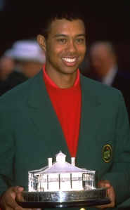 Damn Tiger looks young in '97