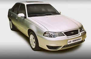Turns out UzDaewoo cars look like normal cars