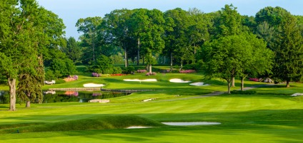 #4 at Baltusrol