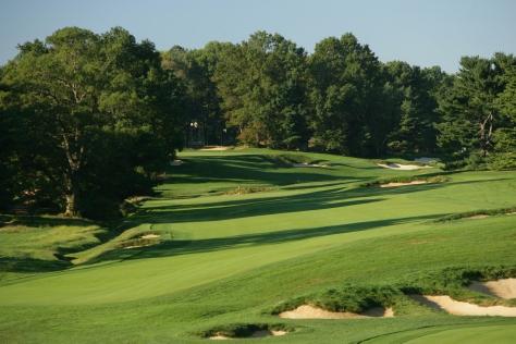 Merion Golf Club - Ardmore, Pennsylvania